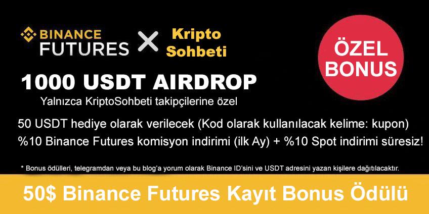 Binance Futures Bonus Kodu